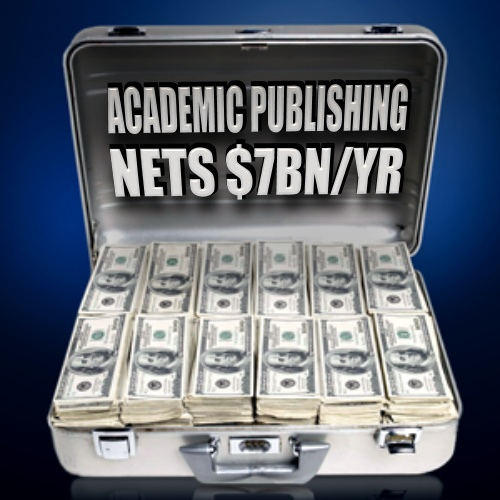 Image result for academic publishing rackets